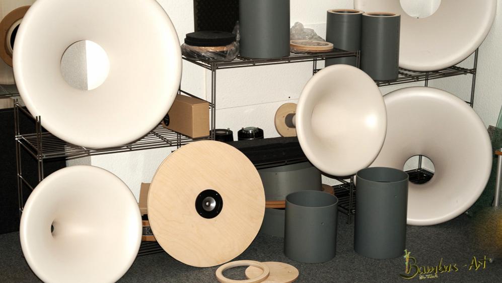 Hier sind unsere Oris Horn Kits mit allem Zubehör.
